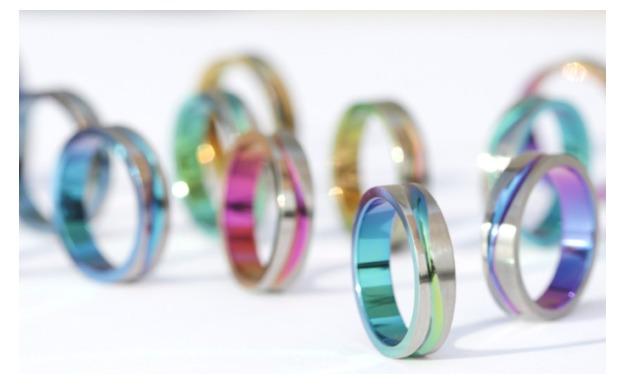 sora titaimum rings